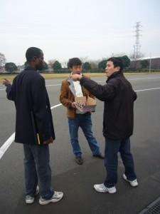 Checking GPS communication