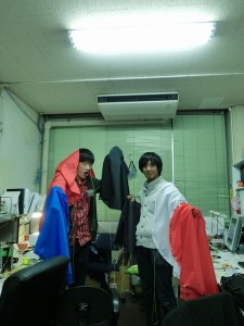 Mr. Nakajima and Mr. Kanda